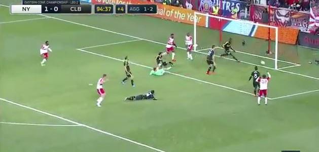 Turbulente Schlussphase im Cup-Semifinale (MLS)