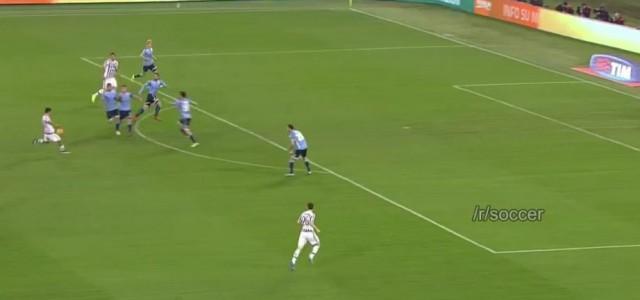 Paulo Dybalas Tor gegen Lazio