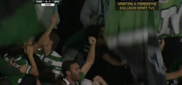 Sportings Traumtor gegen Marítimo