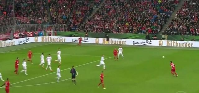 Xabi Alonsos Traumtor gegen Darmstadt