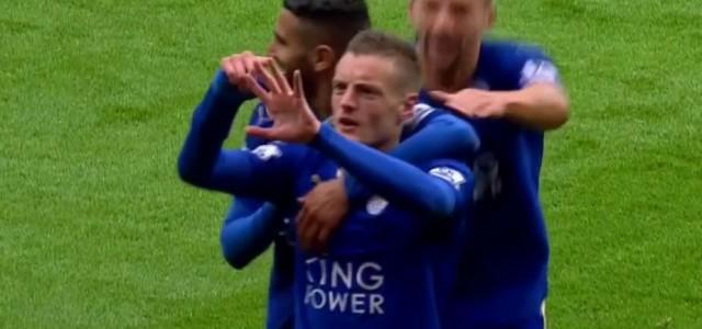Jamie Vardys 15 Premier-League-Tore