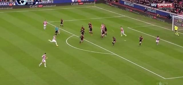 Marko Arnautovic mit Traumtor gegen Manchester United
