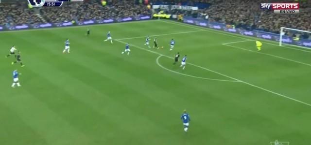 Arnautovic-Assist gegen Everton