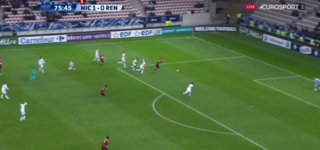 Hatem Ben Arfas Solo gegen Rennes