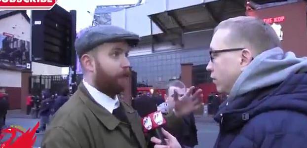 77 Pfund für ein Ticket? Liverpool-Fan sagt seine Meinung
