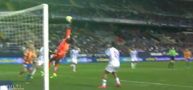 Carlos Kamenis unglaubliches Eigentor gegen den FC Valencia