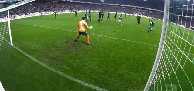Pizarros Traumtor gegen Hannover 96