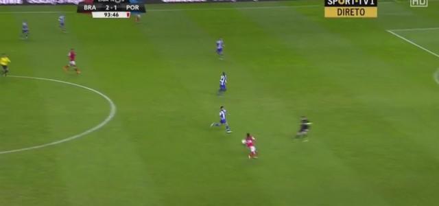 Casillas-Patzer gegen Braga