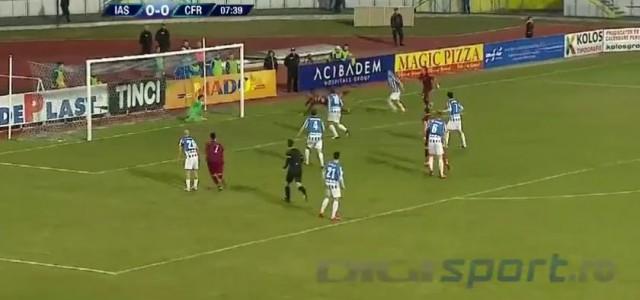 Rumänische Liga: Keeper wächst über sich hinaus