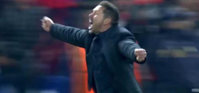Elfmeterschießen: Atletico – PSV (8:7)