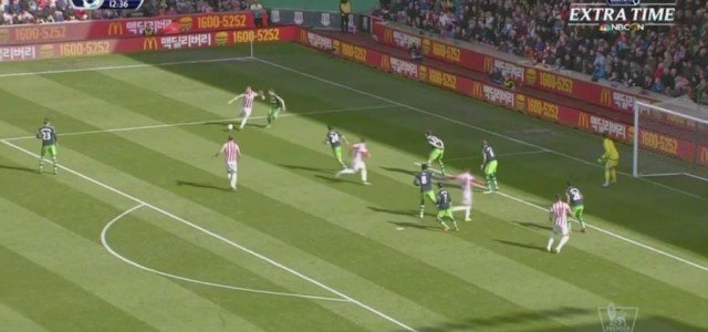 Super Arnautovic-Assist gegen Swansea