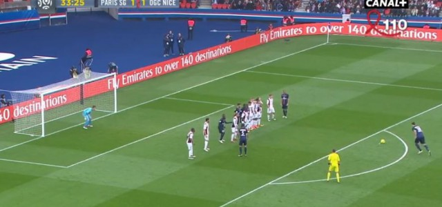Ibrahimovic trifft dreimal gegen OGC Nizza (4:1)