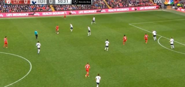 Liverpool – Tottenham (1:1, Highlights)