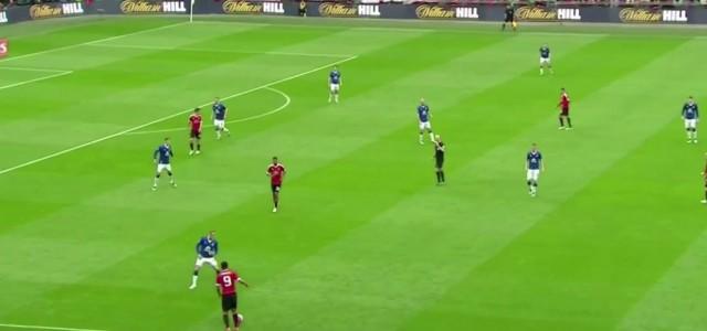 Anthony Martial trifft gegen Everton in Nachspielzeit