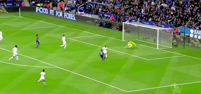 Leicester – Swansea 4:0 (Highlights)