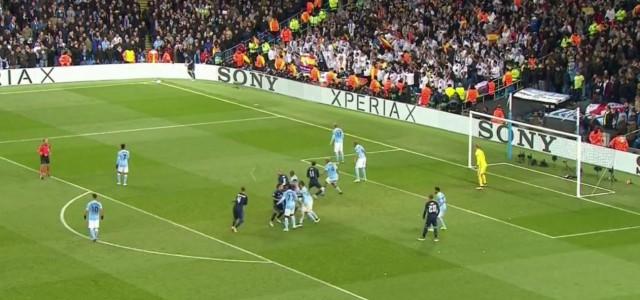 Joe Harts Parade gegen Real Madrid