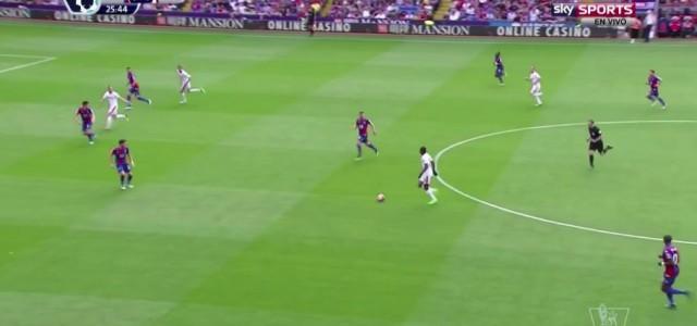 Arnautovic-Assist gegen Crystal Palace
