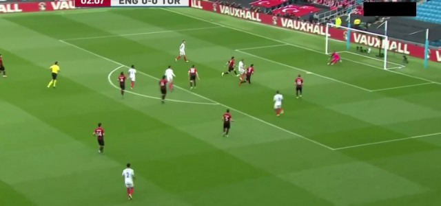 England – Türkei 2:1 (Highlights)