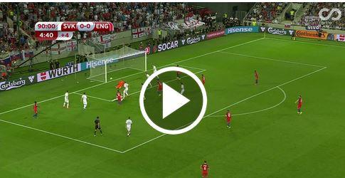 Adam Lallana mit spätem Siegtreffer für England gegen die Slowakei