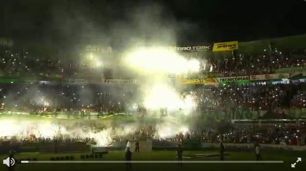 Chapecoense-Tragödie: Emotionale Nacht am Tag des geplanten Rückspiels
