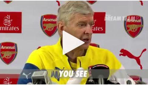 Tatsächlich … Liebe: Wenger und Mourinho