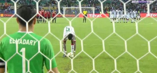 Afrikameisterschaft: 44-jähriger Goalie rettet Ägypten im Elferschießen
