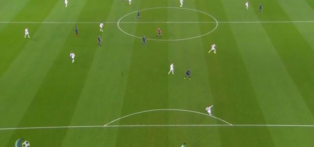 Schlimmer Patzer von PSG-Keeper Aréola gegen Lille