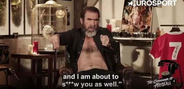 Eric Cantonas eigenwilliger Saisonrückblick