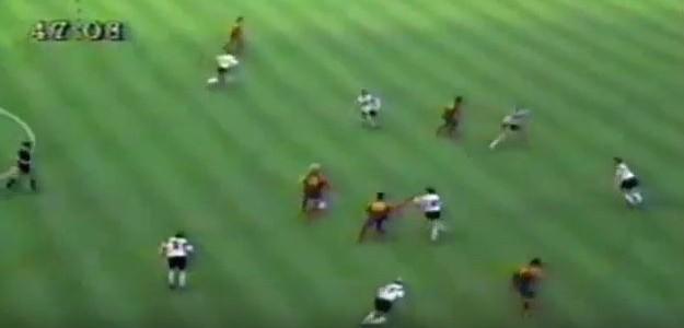 Freddy Rincóns Traumtor gegen Deutschland (WM 1990)