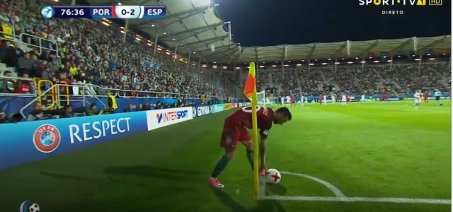 U21-EM: Brumas Treffer gegen Spanien