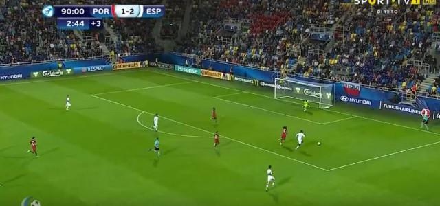 U21-EM: Iñaki Williams schaltet Turbo ein