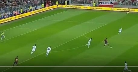 Lionel Messi: Schwer von den Beinen zu holen