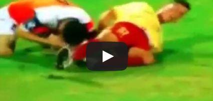 Seltsame Dinge passieren in der Kuwaiti Premier League