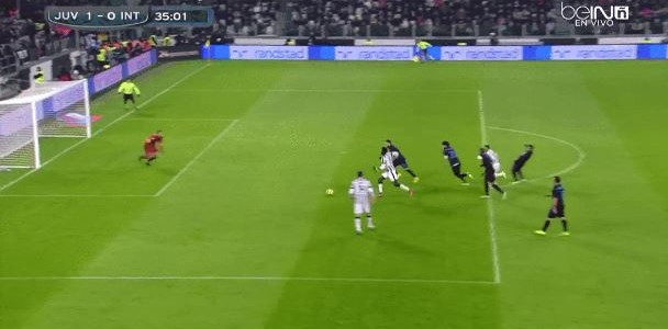 Pogbas Elastico gegen Inter