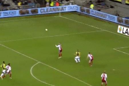 Uros Djurdjevic mit Traumtor gegen Ajax