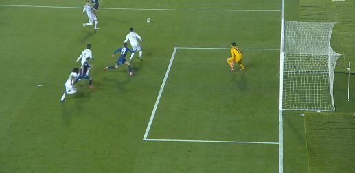 Real verspielt Tabellenführung gegen Levante