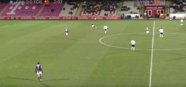 Stephan El Shaarawys Traumtor gegen Frosinone