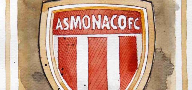 Spitzenspiel in Frankreich: Monaco demontiert Marseille
