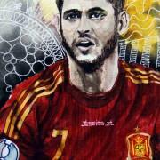 Spanien: Real und Barças Offensivstars im Team der Runde