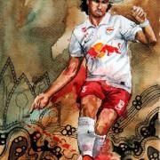 Taktikboards zur 31. Runde der tipico Bundesliga 2014/2015 | Red Bull Salzburgs verändertes Aufbauspiel