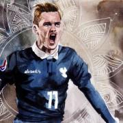 Die Schlüsselduelle des EM-Finalspiels: Trägt Griezmann Frankreich erneut zum Sieg?