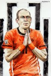 Die Achterbahnprofis – Die wechselhaftesten Karrieren der Fußballwelt (7) - Arjen Robben