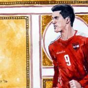 Sturm leiht Empoli-Stürmer Arnel Jakupovic aus