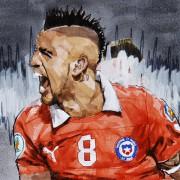 Chiles Top-Team: Díaz, Vidal und starke Flügel als tragende Säulen