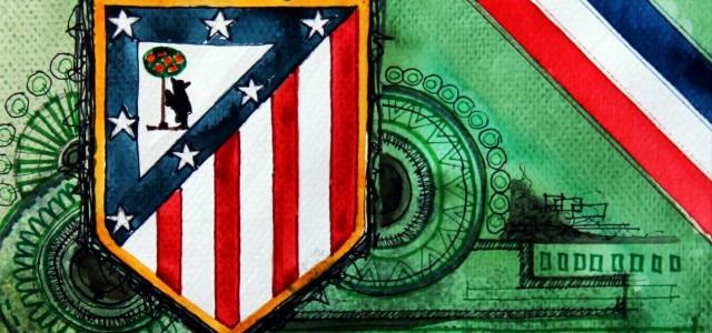 Atléticos starkes Angriffspressing gegen den FC Barcelona