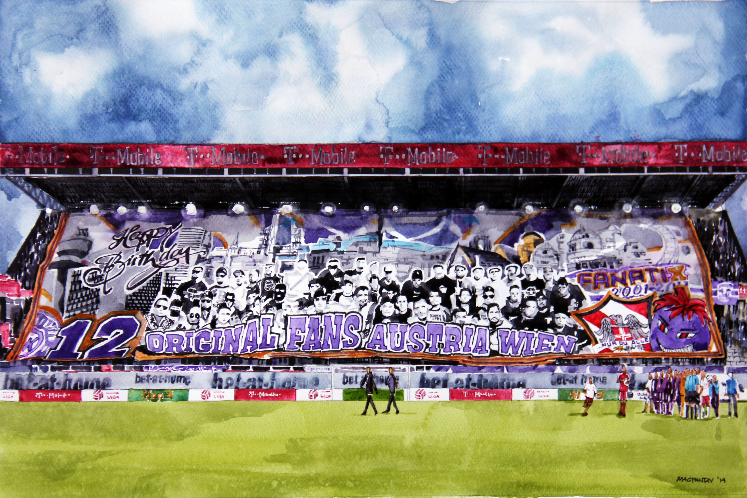 """Austria-Fans: """"Meinung zum LASK hat sich abrupt geändert"""""""
