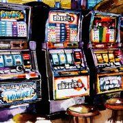 Spielautomaten mit Sportthemen