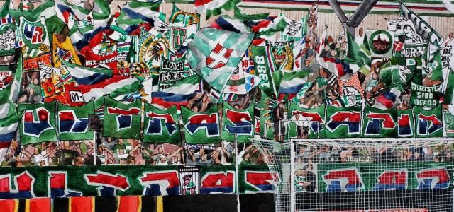 """Rapid-Fans vor dem Duell mit Villarreal: """"Vielleicht holen wir ein Xerl"""""""