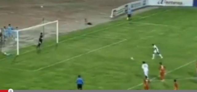 Luís Boa Morte mit kuriosem Elfmeter bei Benefizspiel
