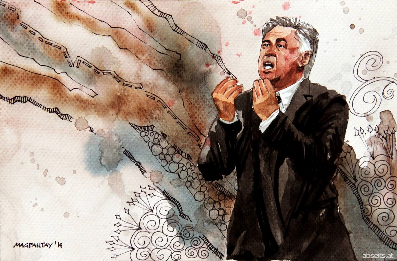 Carlo Ancelotti - Real Madrid_abseits.at